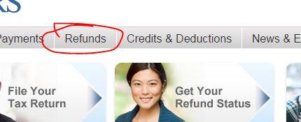 повернення з IRS