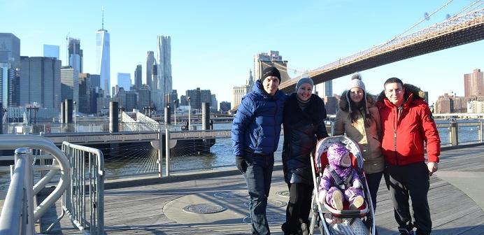 Один день в Нью-Йорку: Brooklyn Bridge Park і Jane's Karusel