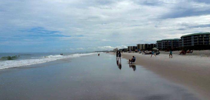 Сімейний відпочинок на Pawleys Island, South Carolina