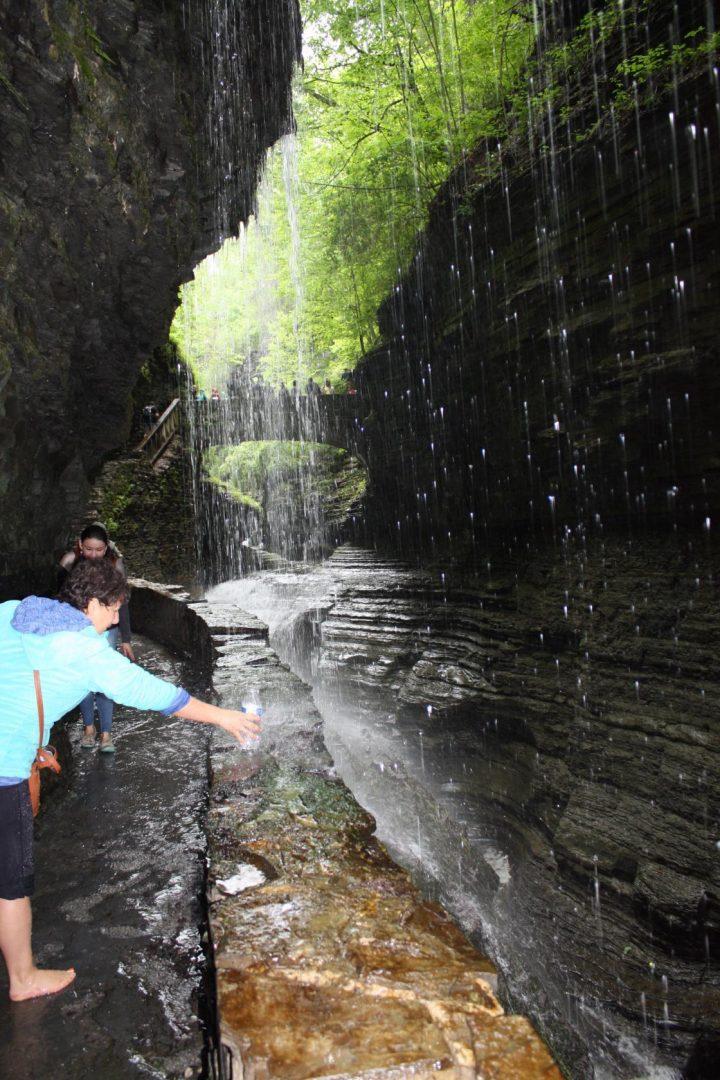 Водоспади Watkins Glen